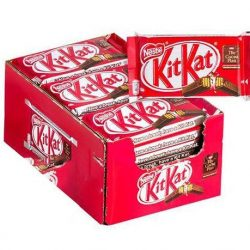 kitkat 4 fingers box