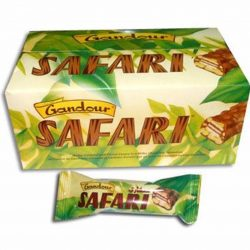 Gandour Safari Chocolate Bar