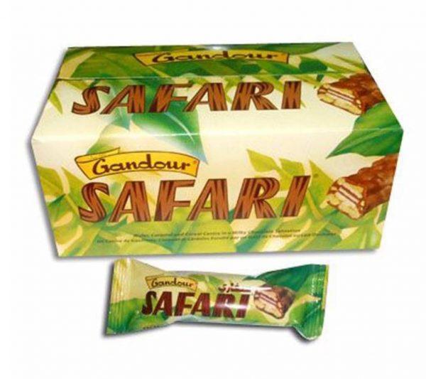 Gandour Safari Chocolate Bar