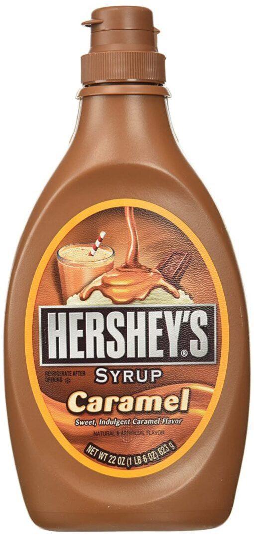 Hershey's Caramel Syrup- 680g