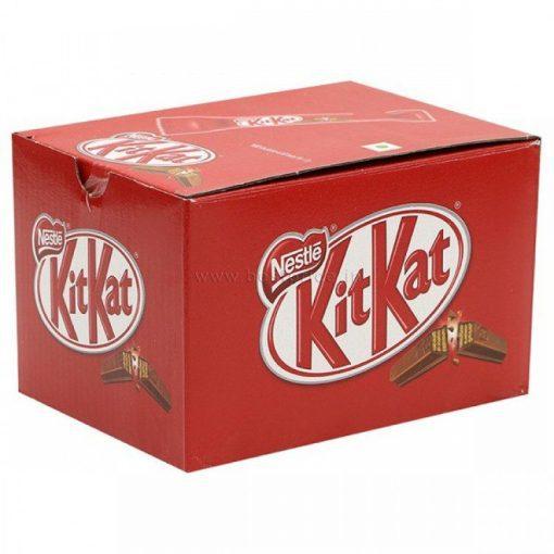 Kitkat 3 finger chocolate