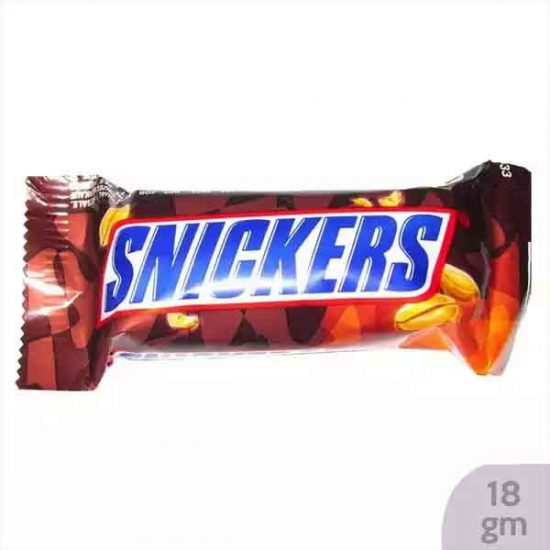 Snickers Chocolate Box