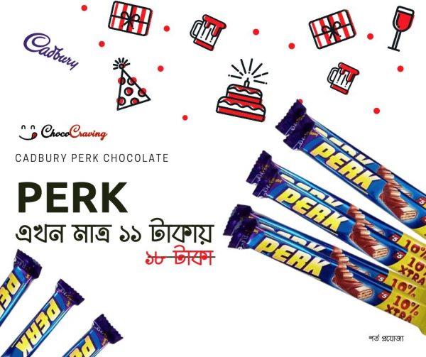 Cadbury Perk Chocolate Offer