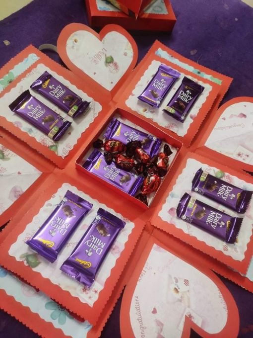 Explosion's Chocolate Gift Box