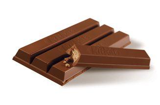 kitkat 4 fingers chocolate
