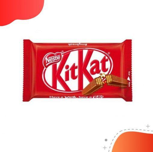 nestle kitkat 4 fingers chocolate