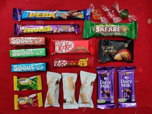 mix chocolate pack 11