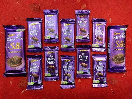 mix chocolate pack 13