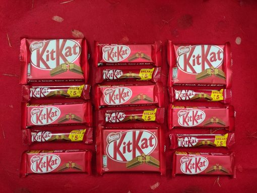 mix chocolate pack 14