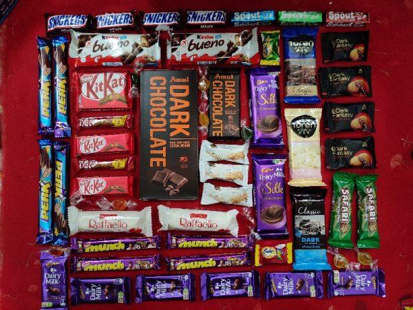 mix chocolate pack 15