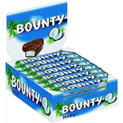 bounty chocolate 24pcs box